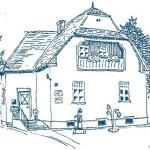 Skizze Ordinationshaus