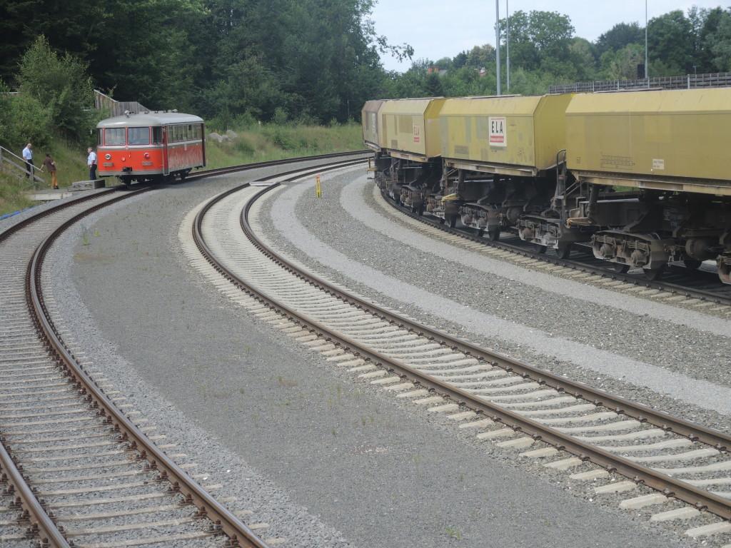 Juni 14 Sonderfahrt VT 10.02 Bahnhof Leibenfeld