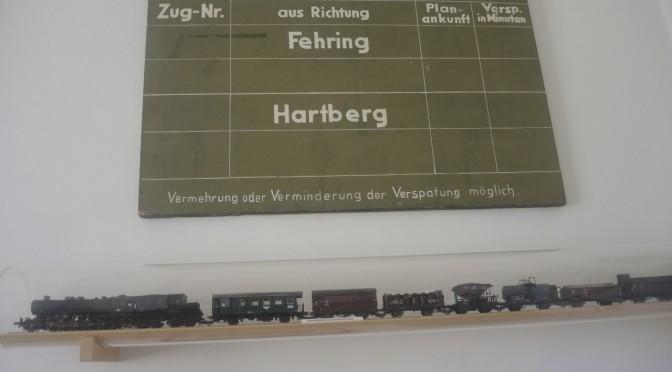 Eisenbahn Wartezimmer